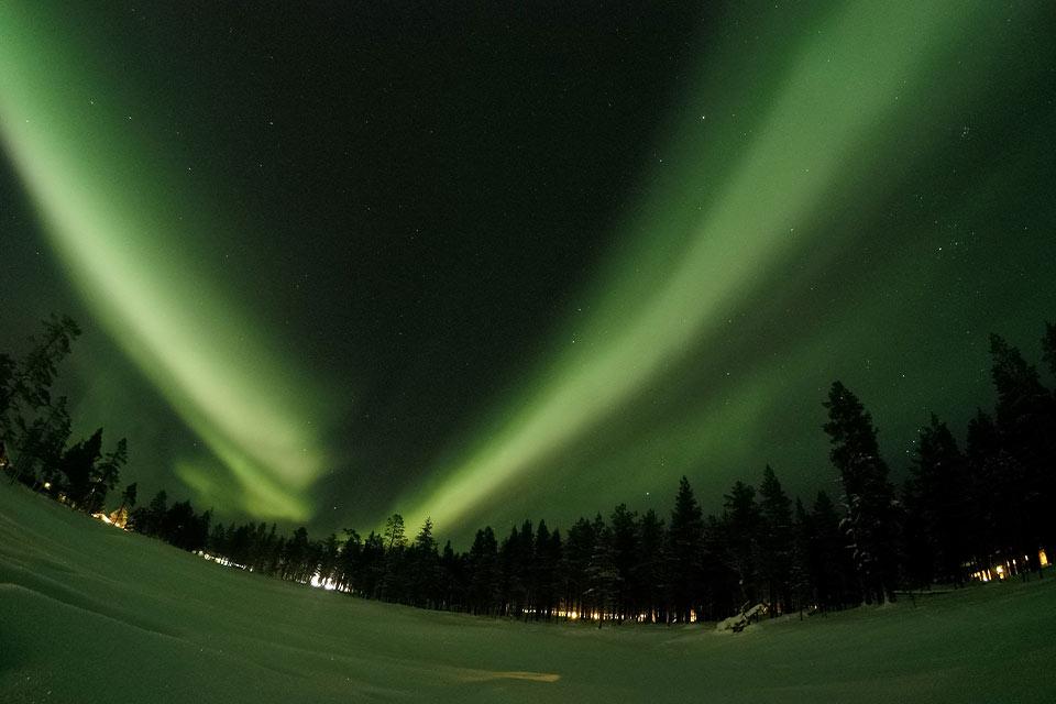 Bezoek Finland met Noorderlicht