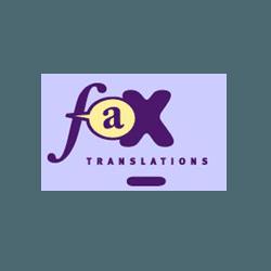 f.a.x. Translations