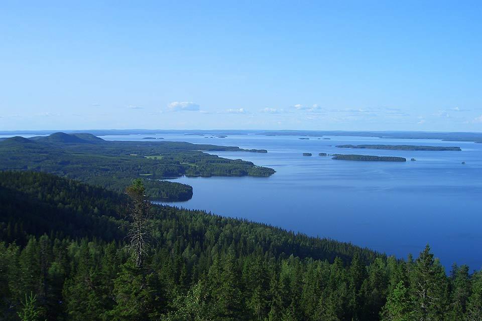 Bezoek Finland Merengebied