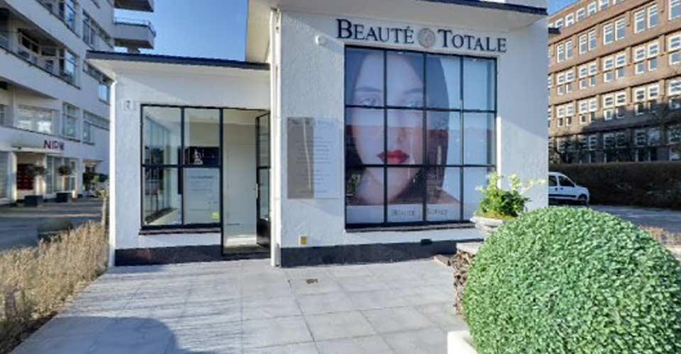Beauté Totale sponsor VNF