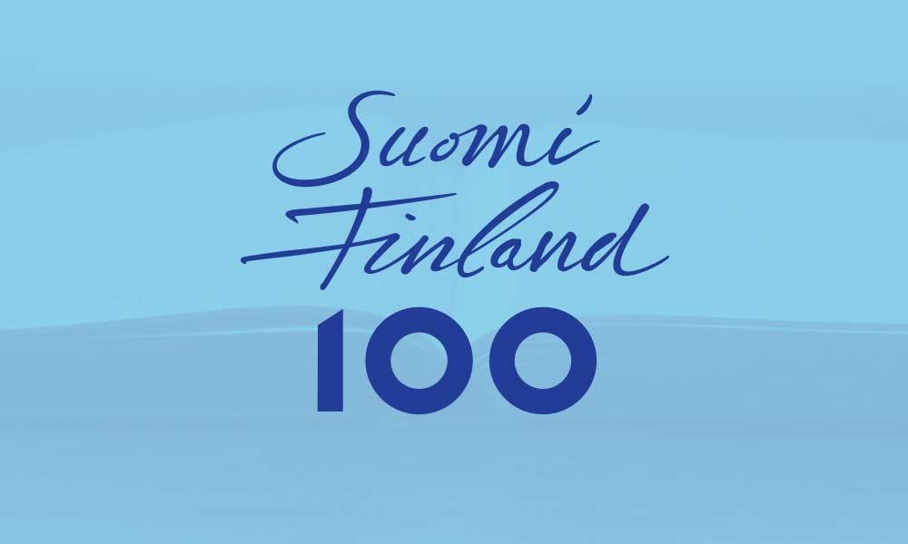 100 jaar Finland onafhankelijkheidsfeest