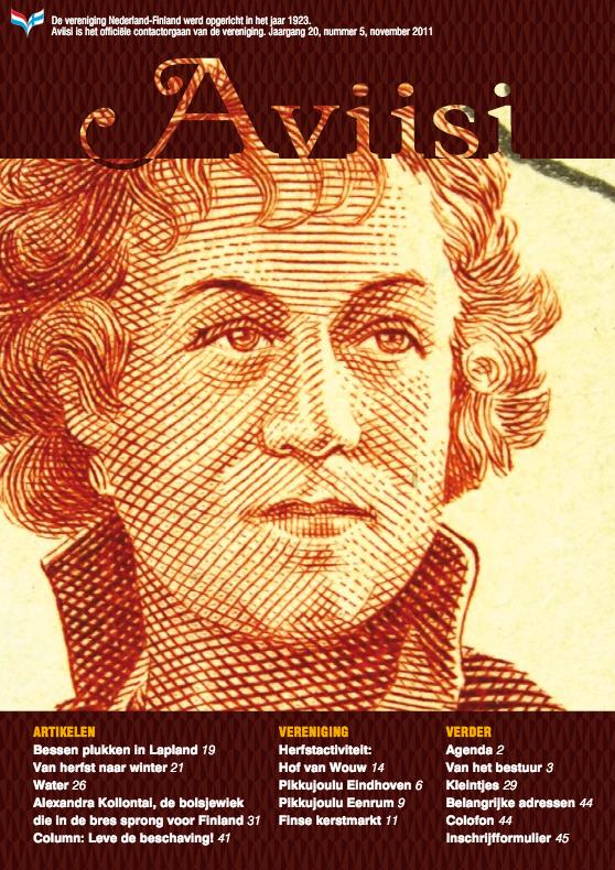Verenigingsblad Aviisi 2011-5