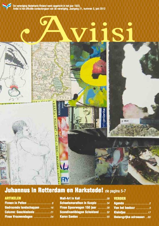 Verenigingsblad Aviisi 2012-3