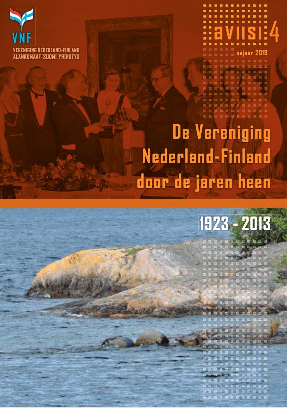 Jubileumboek VNF Aviisi 1923-2013