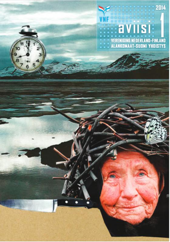 Verenigingsblad Aviisi 2014-1