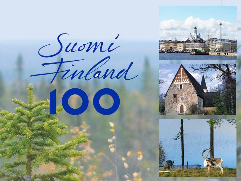 finland 100 jaar