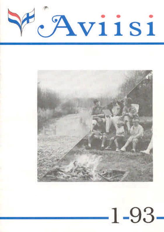 Verenigingsblad Aviisi 1993
