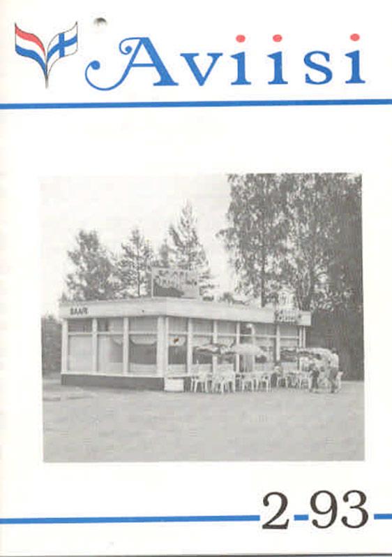 Verenigingsblad Aviisi 1993-2