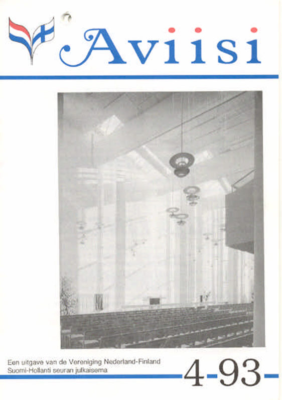 Verenigingsblad Aviisi 1993-4