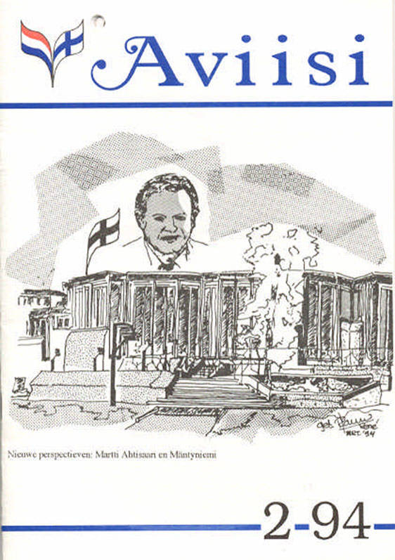Verenigingsblad Aviisi 1994-2
