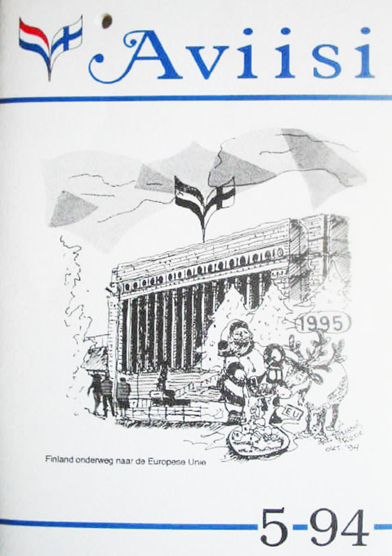 Verenigingsblad Aviisi 1994-5