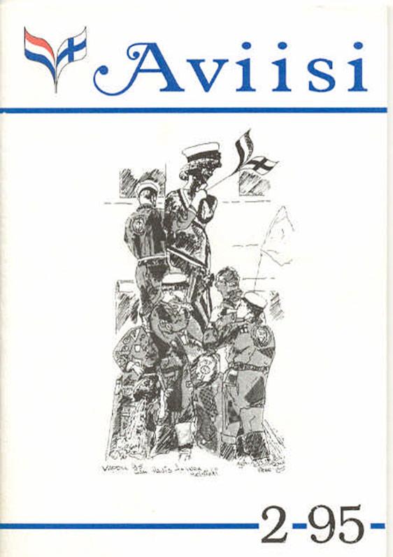 Verenigingsblad Aviisi 1995-2
