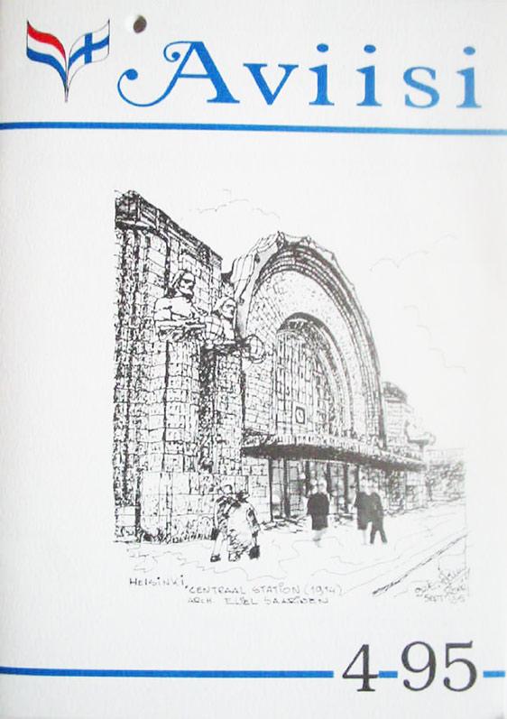 Verenigingsblad Aviisi 1995-4