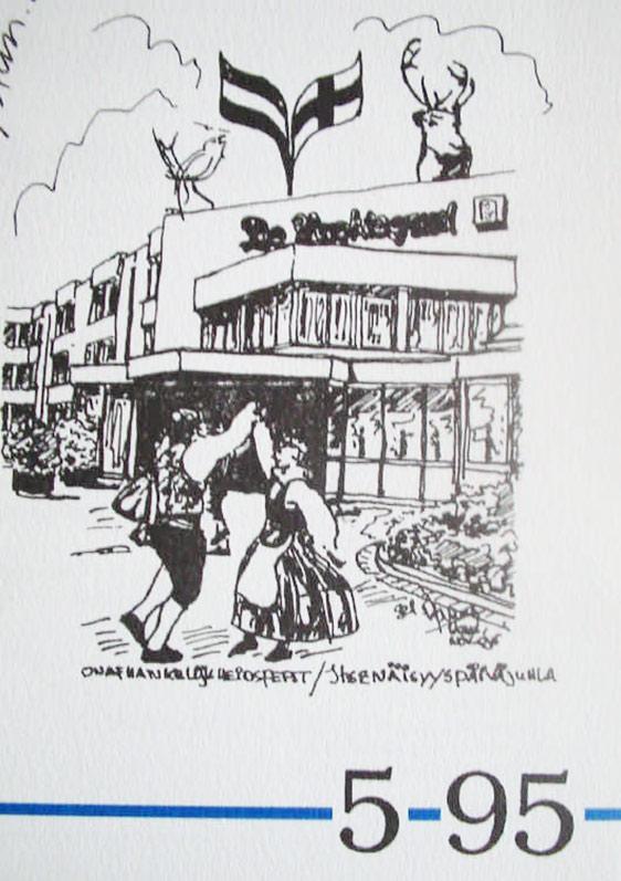 Verenigingsblad Aviisi 1995-5