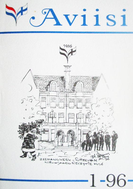 Verenigingsblad Aviisi 1996