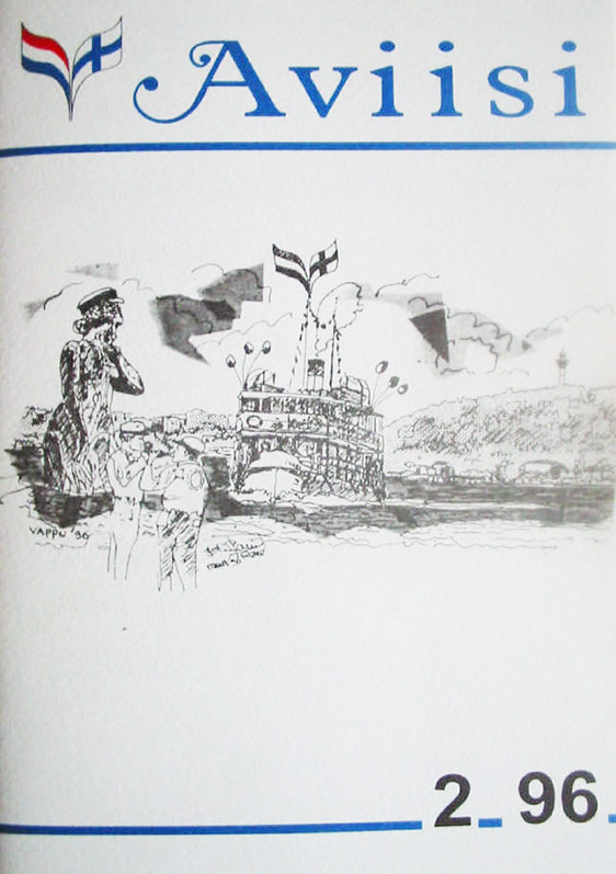 Verenigingsblad Aviisi 1996-2
