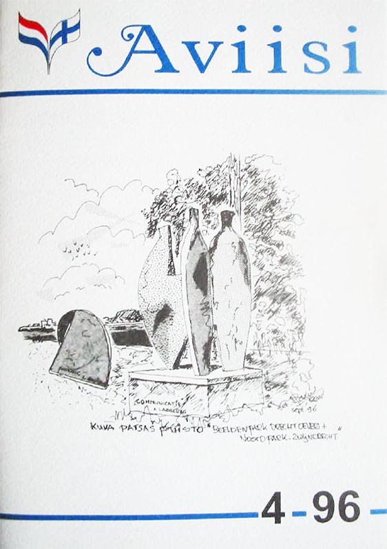 Verenigingsblad Aviisi 1996-4