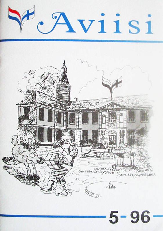 Verenigingsblad Aviisi 1996-5