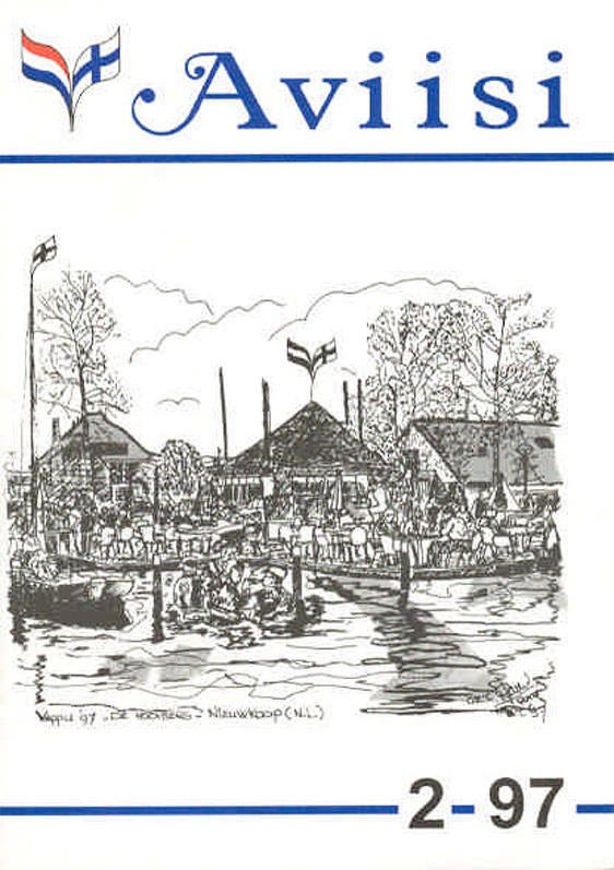 Verenigingsblad Aviisi 1997-2