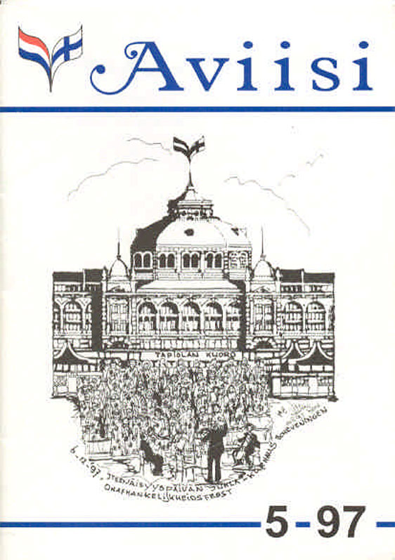 Verenigingsblad Aviisi 1997-5