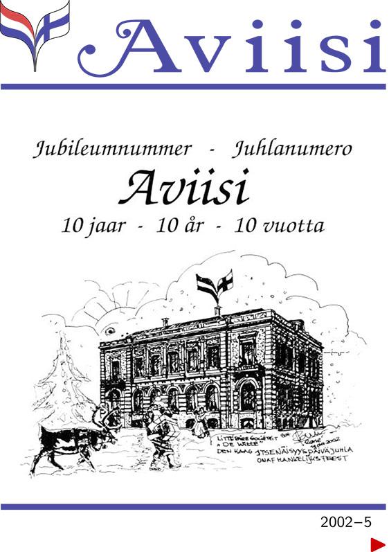 Verenigingsblad Aviisi 2002-5