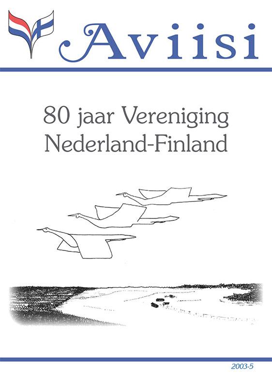 Verenigingsblad Aviisi 2003-5