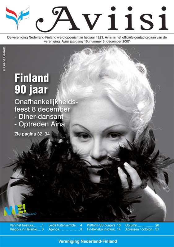 Verenigingsblad Aviisi 2007-5