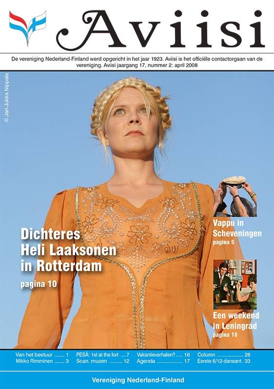Verenigingsblad Aviisi 2008-2