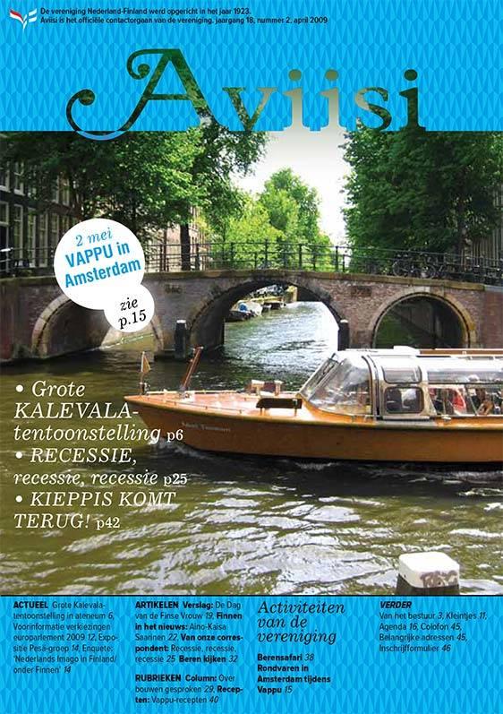 Verenigingsblad Aviisi 2009-2