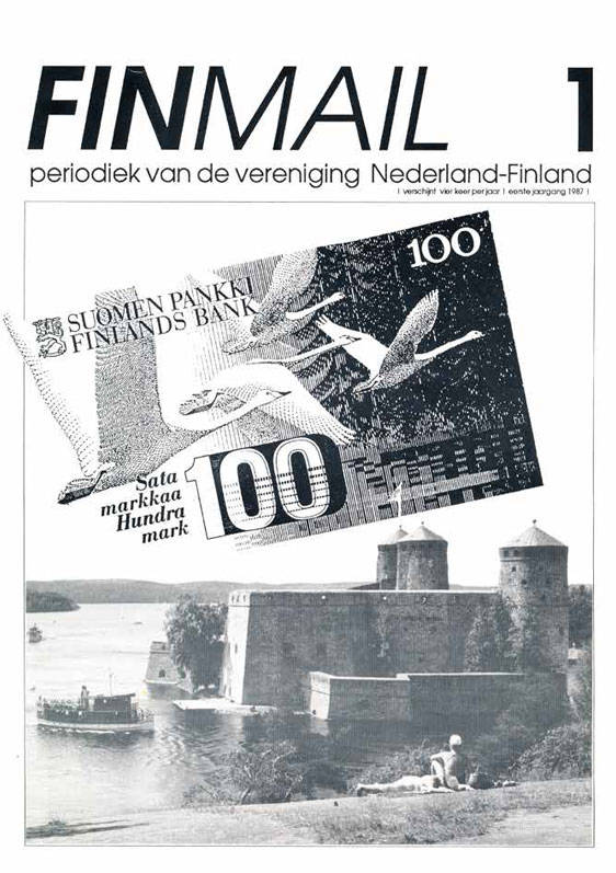 Verenigingsblad Finmail 1987-1