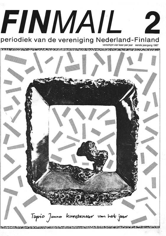 Verenigingsblad Finmail 1987-2
