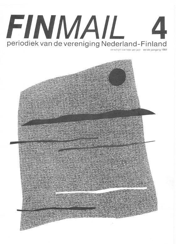 Verenigingsblad Finmail 1987-4