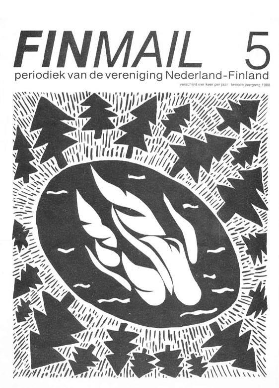 Verenigingsblad Finmail 1987-5