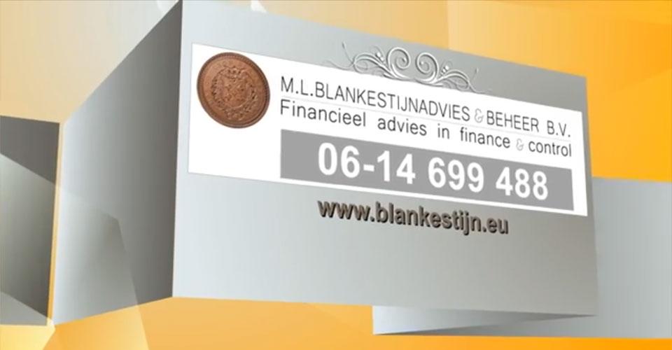 Blankestijn sponsor VNF