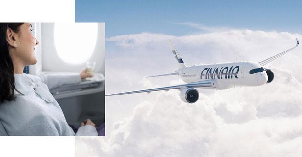 Finnair sponsor VNF