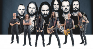 Amorphis is a Finnish heavy metal band