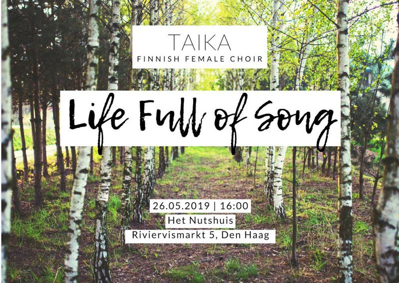Taika, Fins vrouwenkoor