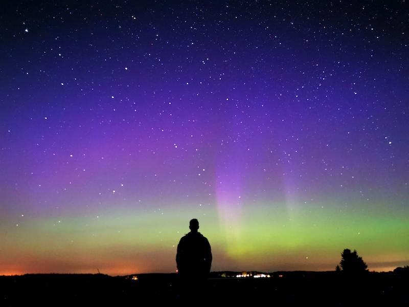 Noorderlicht, foto Ville Salmi