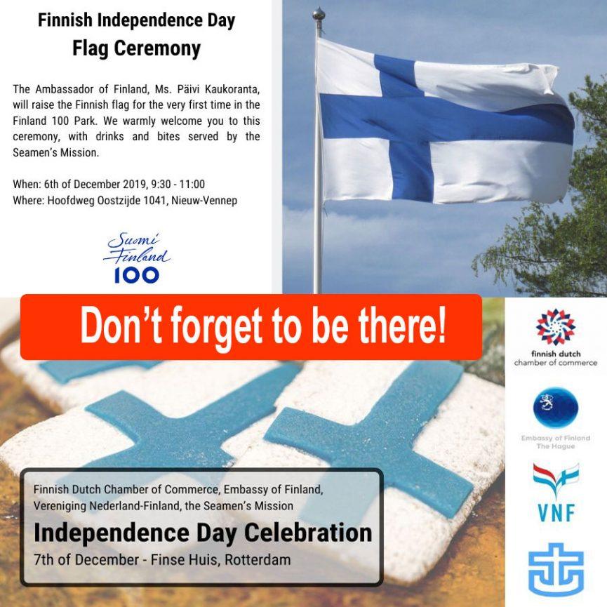 Finland celebrations 2019